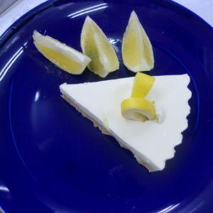 ジョアと小夏のレアチーズケーキ
