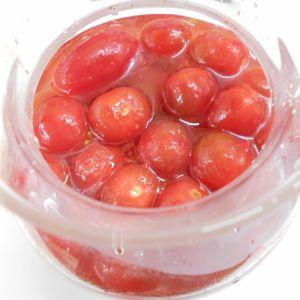 ミニトマトのシロップ漬け