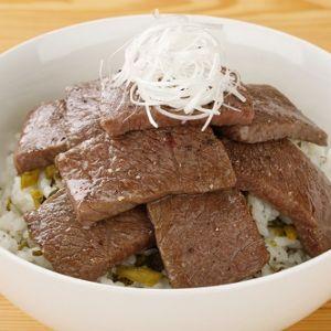 焼肉ど~ん(高菜ご飯)