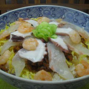 ちらし寿司(松山鮓風)