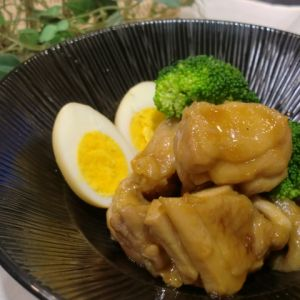 カンタン鶏のさっぱり煮