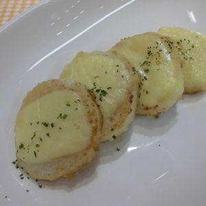 長芋のバタポンステーキ