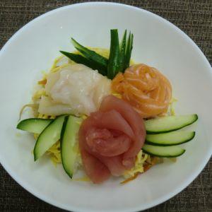 海鮮五目ちらし寿司