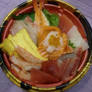 七五三!海鮮ちらし寿司