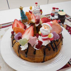 クリスマス☆イチゴリース