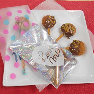 簡単!ミニドーナツチョコでバレンタイン♡