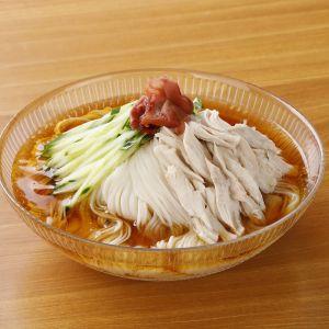 ささみときゅうりの さっぱり素麺