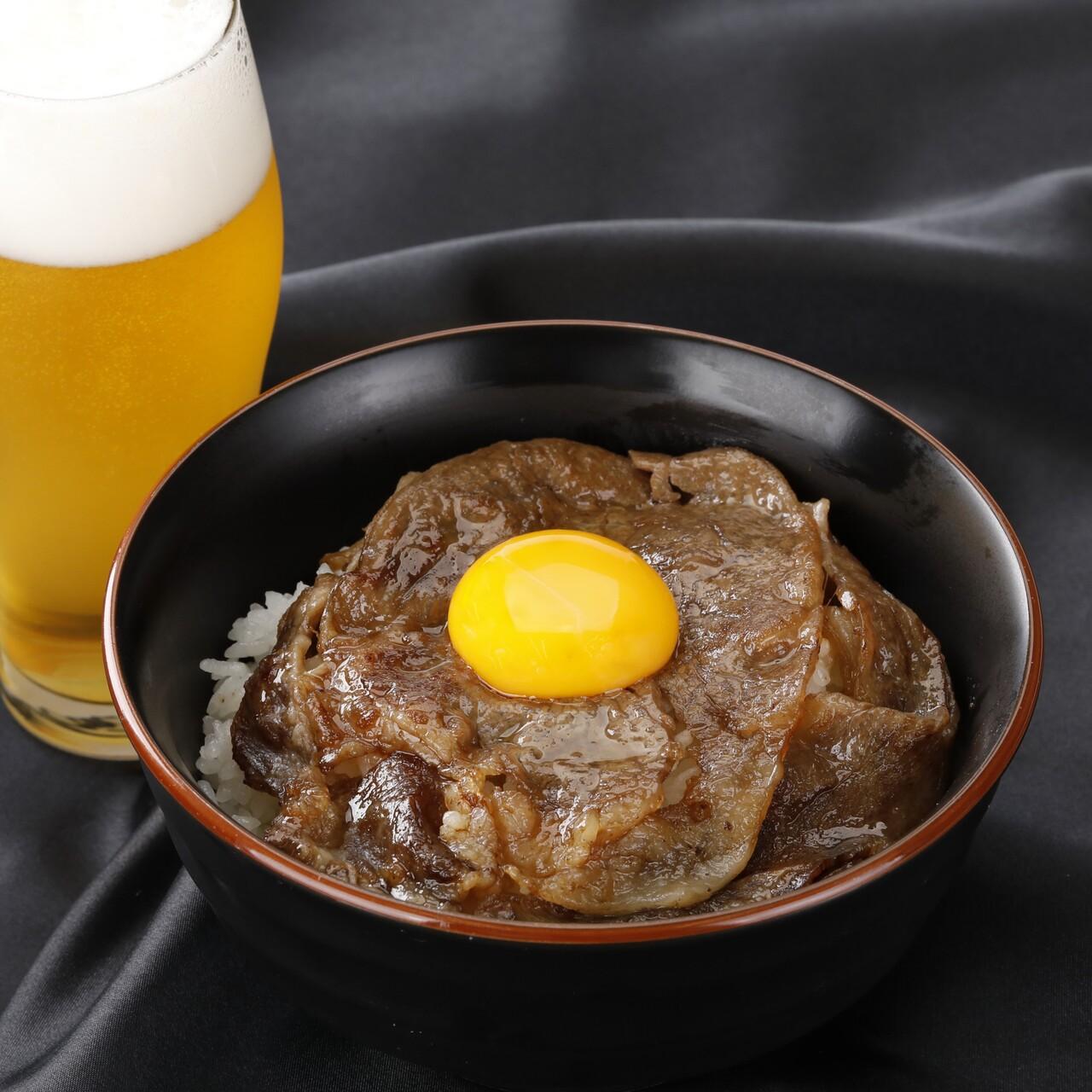 大判焼肉 焼きすき肉飯